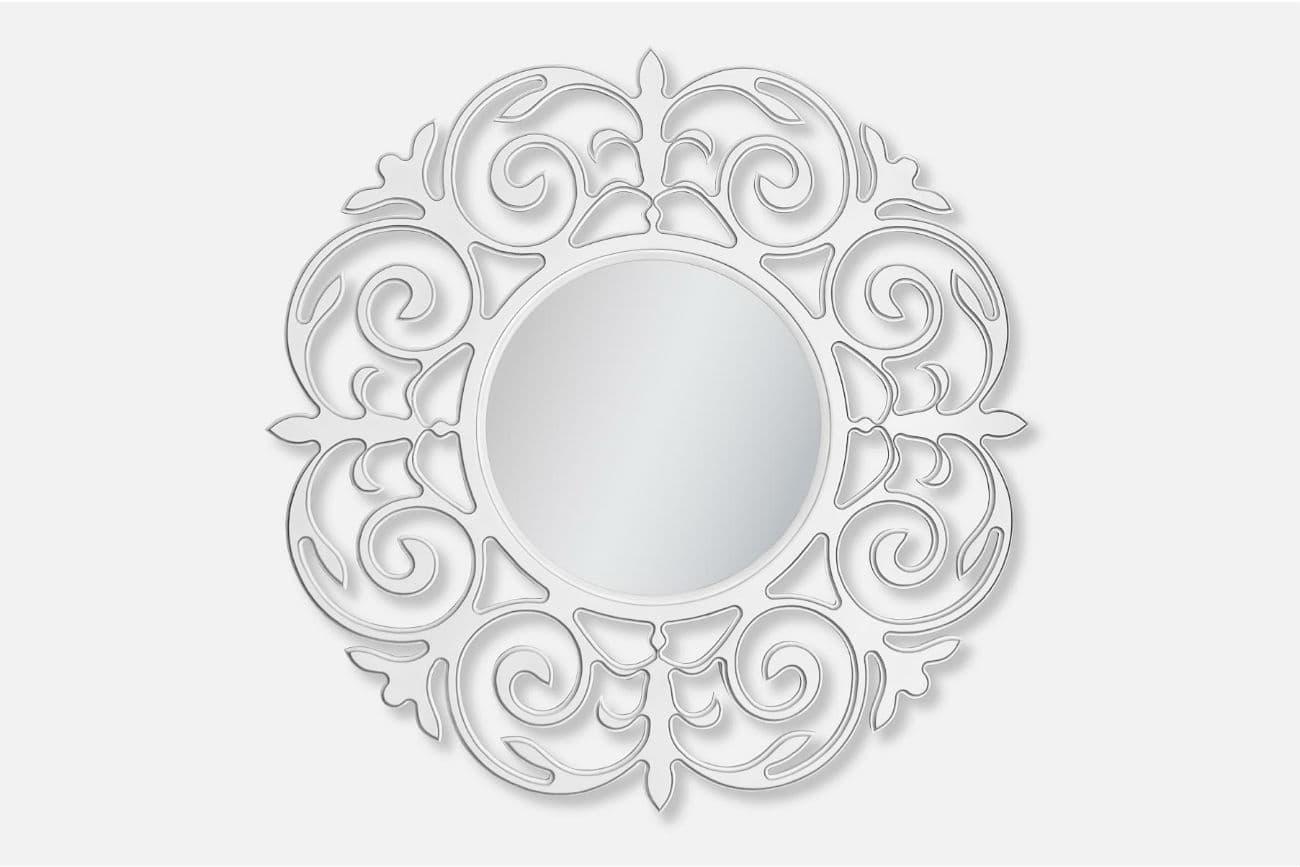 Dekorativer Spiegel