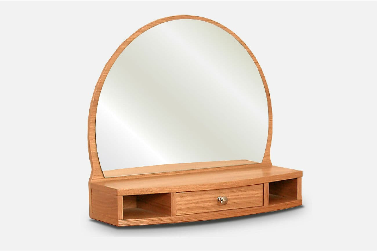 Spiegel «Svetlana» aus Eiche