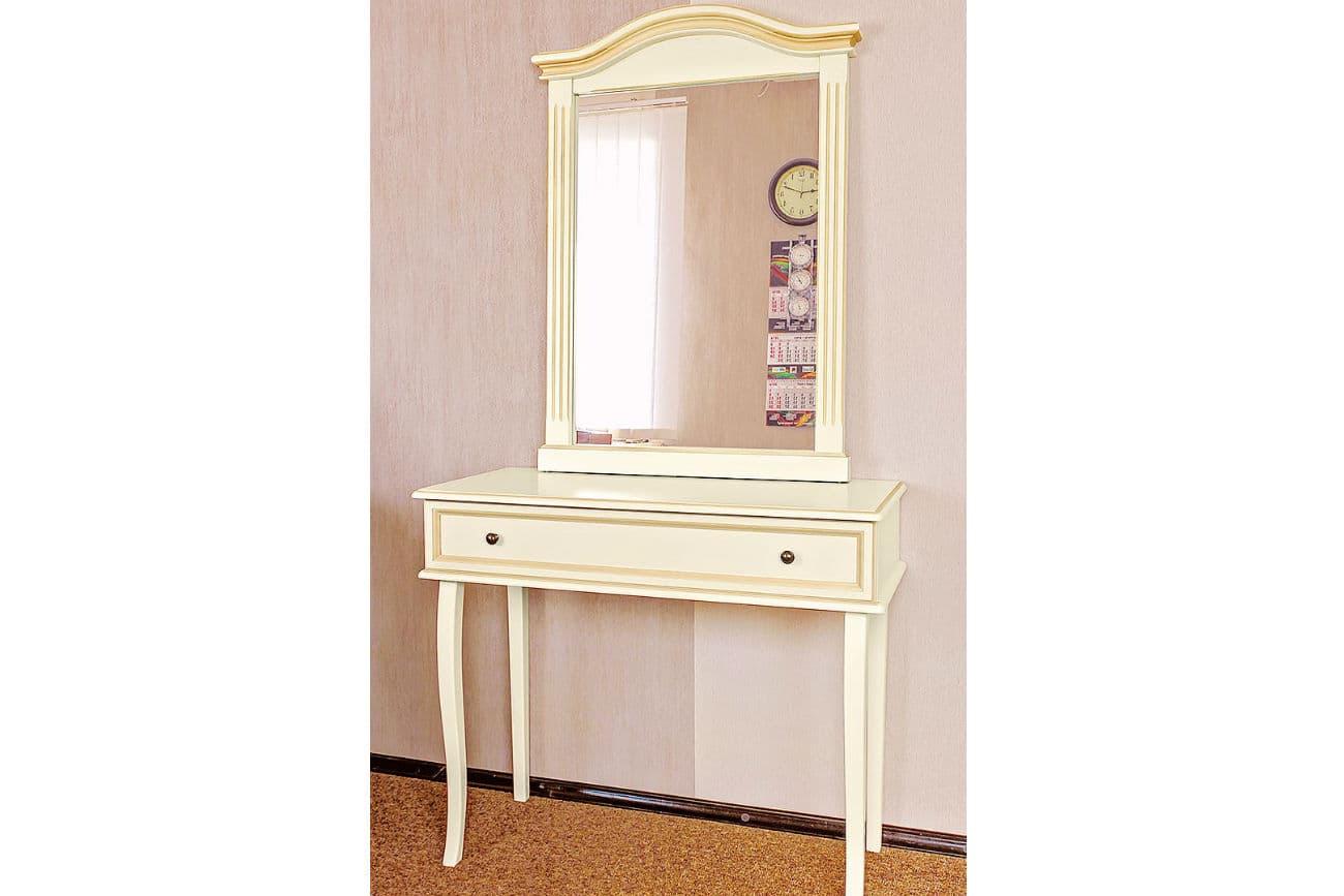 Frisiertisch «Viktoria» mit Spiegel