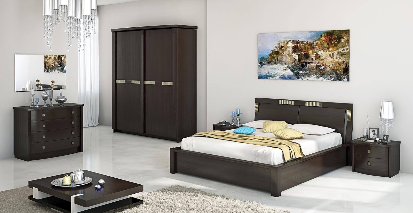 Schlafgarnitur «Carina»