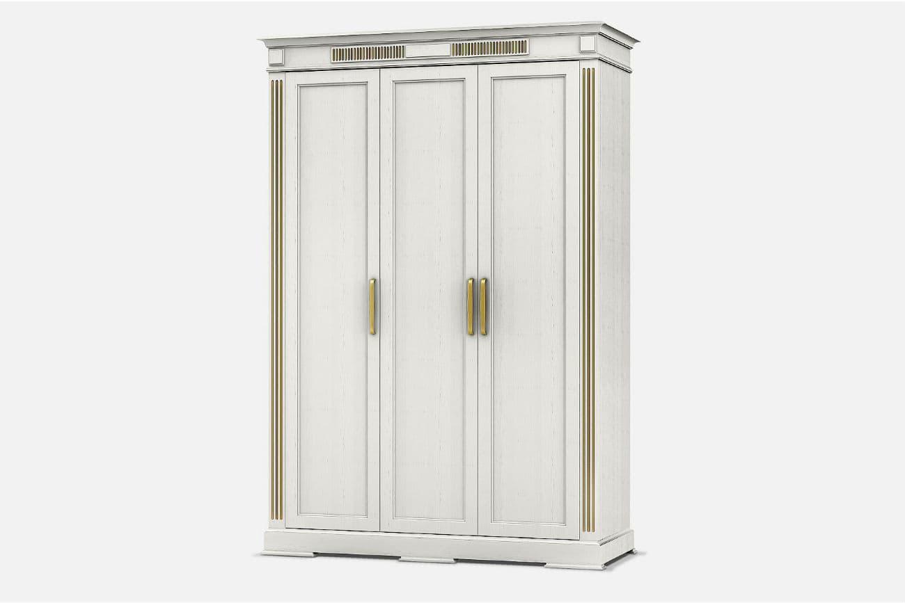 Kleiderschrank «Viktoria» mit 3 Türen