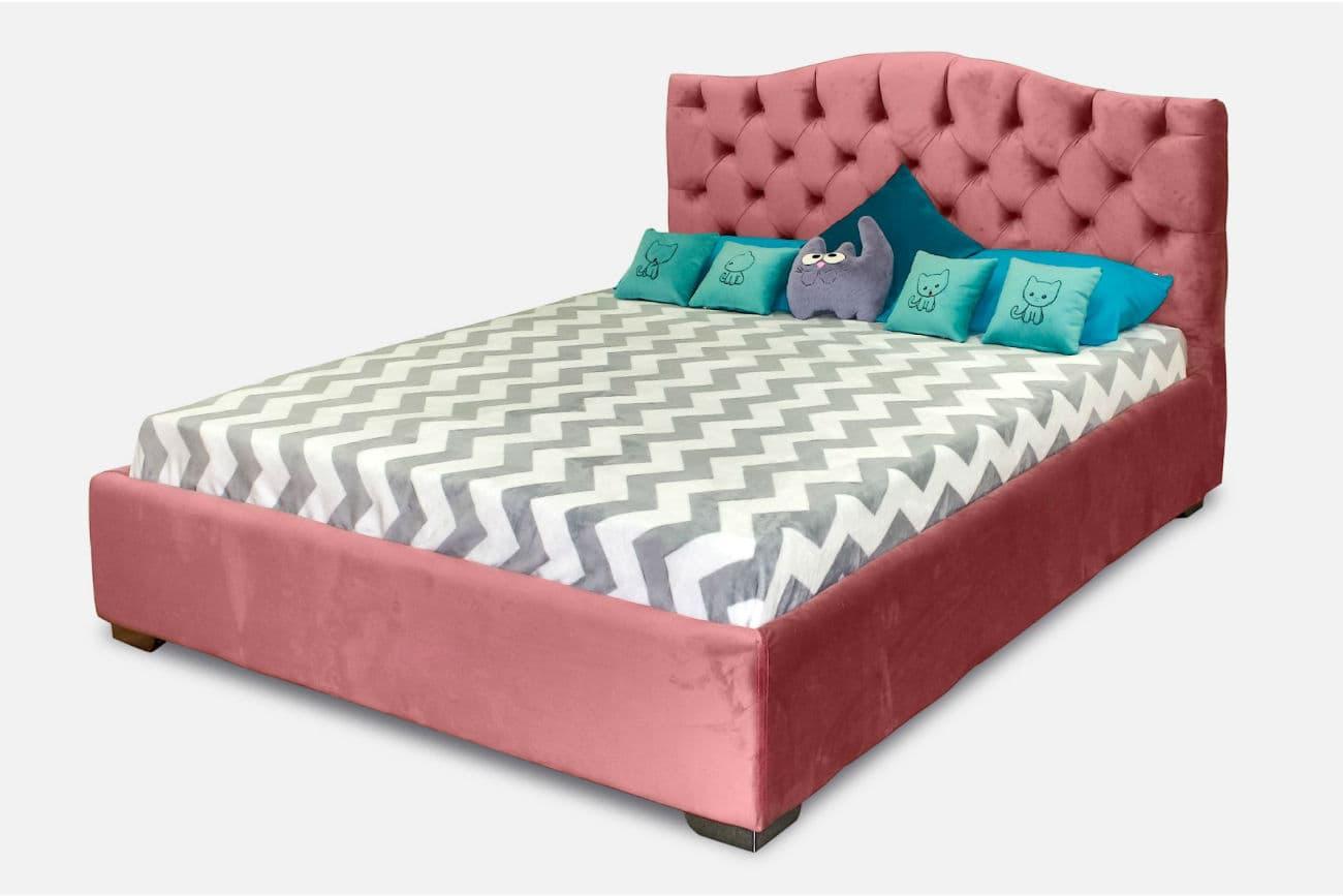 Кровать двуспальная «Барбара»