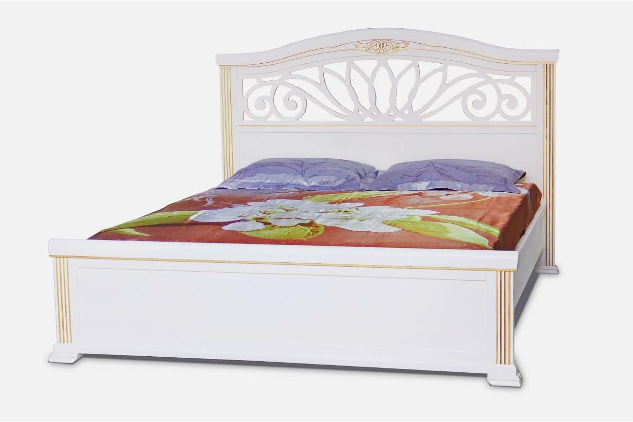 Кровать двуспальная «Камелия»