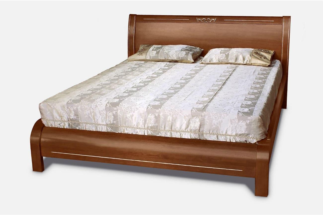 Кровать двуспальная «Княжна»
