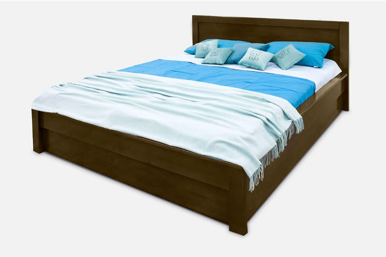 Кровать двуспальная «Натали»