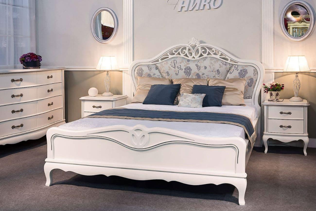 Nachttisch «Athene» im Schlafzimmer «Athene»
