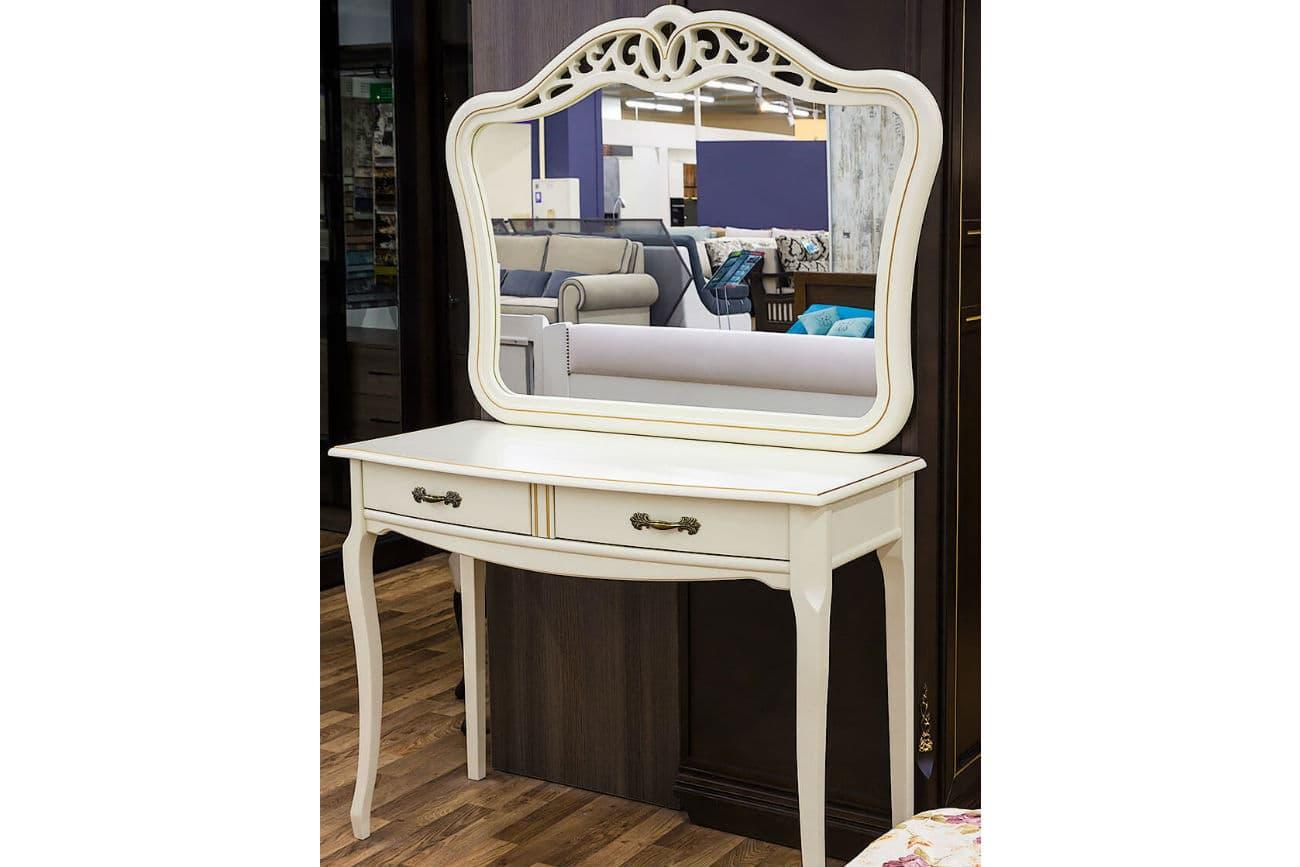 Туалетный столик и зеркало «София»